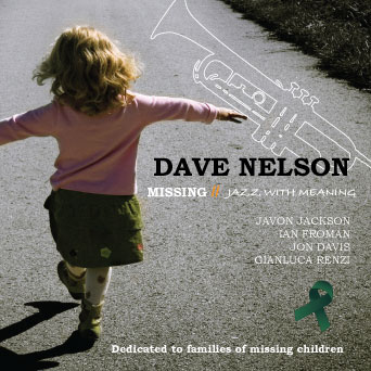 Dave Nelson - Missing Cd cover